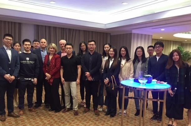 October 2017 - JHU Alumni in Shanghai